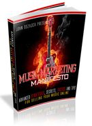 More at http://monopolymediamarketing.com 'Other LINKS' ...  Music Marketing Manifesto - Internet Music Marketing Strategy Guide