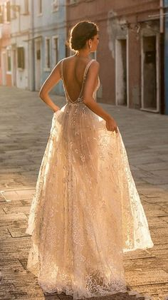Gali Karten 2019 A line Boho Wedding Dresses Bridal Gowns Sexy Bohemia Deep V Neck Lace Appliqued Backless Tulle Floor Length with Beading - Western Wedding Dresses, Affordable Wedding Dresses, Wedding Dresses 2018, Black Wedding Dresses, Boho Wedding Dress, Boho Dress, Bridal Dresses, Lace Dress, Bridesmaid Dresses