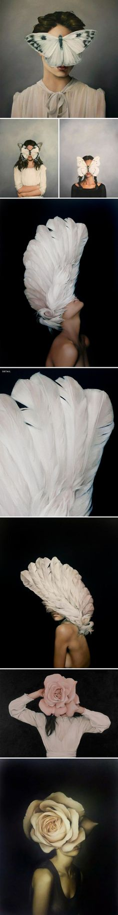 OIL PAINTINGS BY AMYJUDD