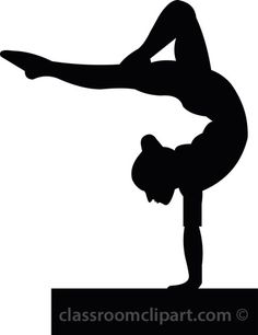 Image from http://classroomclipart.com/images/gallery/Clipart/Silhouettes/gymnastics_silhouette_307B.jpg.