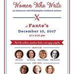 Excited to be hanging out with cool food ladies at the world's greatest home kitchen shop. Come by next Sunday to meet some great Philly authors! #giftsgalore .. . . . . . . . . . . . . . . . . . . #philly #phillytodo #whyilovephilly #womenwhowrite #cookbook #cookbooklove #cookbook #sale #christmasshopping #fantes #kitchen #fermentation #fermented #fermentyourvegetables #kvass #kraut #kimchi #pickles