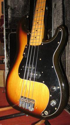 1979 Fender® Precision Bass®