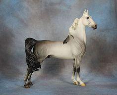 breyerfest 2014 horses   American Saddlebred Stallions: