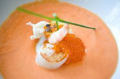 Hotel Infantado #cuisine #Spain #Cantabria