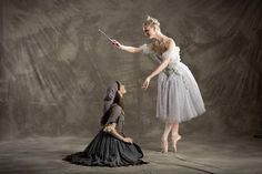 Ballet West readies new 'Cinderella' for Valentine's Day (click pic for article)