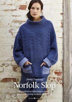 """Пуловер в стиле """"оверсайз"""" с карманами."""