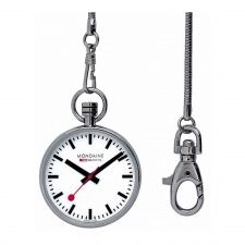 Mondaine Gents' Evo Pocket Watch A660.30316.11SBB