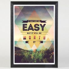 design is mine : isnt it lovely?: THOUGHT OF THE DAY : NOT EASY.