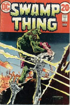 Swamp Thing #3 DC Comics