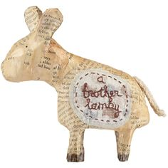 'a brother lamby': Julie Arkell