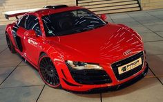 2013 Audi R8 PD GT650 By Prior Design