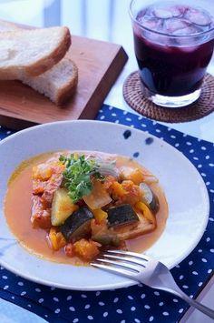 junjunの野菜日記:今年も塩麹ラタトゥイユ始めました。