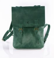 Женский кожаный рюкзак Close2