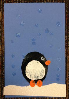 Baby Penguin Craft visit www.letsgetreadyforkindergarten.com