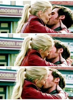 """""""I LOVE YOU"""" ❤ 5x22/5x23 """"Only You"""" / """"An Untold Story """" #ouat #CaptainSwan"""