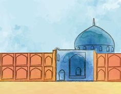 """Check out new work on my @Behance portfolio: """"Sheikh Lotfollah Mosque"""" http://be.net/gallery/38262157/Sheikh-Lotfollah-Mosque"""
