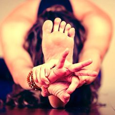I will touch my toes this year, in this way. Finally.