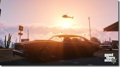 Grand Theft Auto V (GTA 5): Rockstar release Nine Screen shots at E3 | The Gadget Code
