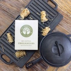 NEW PRODUCT LAUNCH! Get excited Stone Bakers, we're now selling 100% #natural #fire lighters to help you get your #woodfired oven up to optimum temperature! For more information and to get your hands on some visit the accessories page on our website (link in bio). Psst, our cast iron cookware is the perfect #accessory for your wood fired #oven! #thestonebakeovencompany #thestonebakeovenco #food #foodie #outdooreating #alfrescodining #cookingwithfire #flame #fire #new