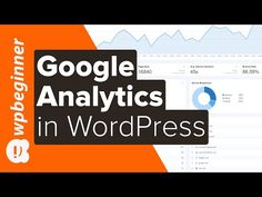 How to Install Google Analytics for WordPress - YouTube