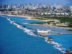 "RIO GRANDE DO NORTE [Southeast, Capital Natal] - City - It is known as the ""Sun City"" for being one of the cities with the highest number of sunny days in Brazil, reaching an estimated three hundred."