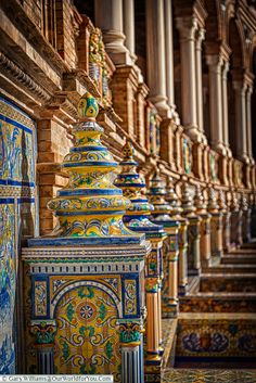 Seville, Spain | Art Deco and Moorish architecture are evident in every stroll through Seville, the capital of Andalusia full of cathedrals, plazas, and unique barrios. Cruise with Royal Caribbean to Cadiz, a port city that's the gateway to Andalusia and Seville.