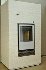 Tulikivi takka - fireplace Kide 4