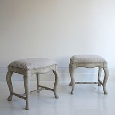 Wonderful Pair of Swedish Baroque Tabouret-georgia-lacey-antiques-PAIR OF BESPOKE SWEDISH ROCOCO STOOLS 1_main_636275075887186947.jpg