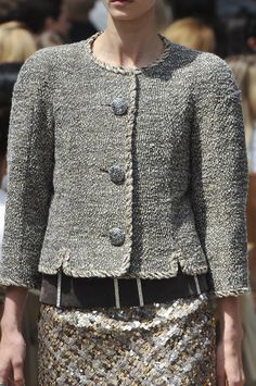 Chanel at Couture Fall 2013 - Details Runway Photos