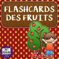 French Resources, Learning Resources, Fun Learning, Teacher Resources, Teaching Ideas, Bilingual Classroom, Classroom Language, Exotic Fruit, Teaching French