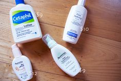 Sensitive Here are my current daily skin care products that can be found at most drug stores. Ive also provided links to purchase the items online. Beauty Regimen, Skin Care Regimen, Skin Care Tips, Beauty Tips, Beauty Care, Top Beauty, Skin Tips, Daily Beauty, Beauty Makeup