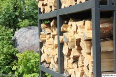 vedförvaring Firewood, Texture, Crafts, Image, Pictures, Surface Finish, Woodburning, Manualidades, Handmade Crafts
