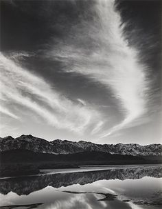 Ansel Adams, Sierra Nevada