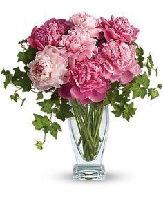 Teleflora's Perfect Peonies Flowers