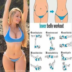 Super Fitness Model Workout The Body 15 Ideas Lower Belly Workout, Tummy Workout, Exercise For Lower Belly, Baby Belly Workout, Lower Abdominal Workout, Waist Workout, Workout Challenge, Workout Tips, Model Workout