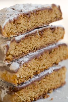 Muddy Buddy Cookies - peanut butter, chocolate & powdered sugar. YUM!