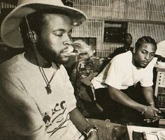 Black Thought and D'Angelo