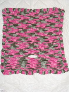 Car Seat Blanket - Free Crochet Pattern - Ravelry
