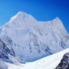 Spectacular view of Mountains #Mountain #picoftheday #himalaya #pin