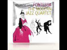 "The Modern Jazz Quartet's version of ""Fontessa"" (Lewis) from their album Fontessa. Recorded at Van Gelder Studio, Hackensack, NJ, on 22 January 1956. Produce..."
