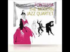 "The Modern Jazz Quartet's version of ""Fontessa"" (Lewis) from their album Fontessa. Recorded at Van Gelder Studio, Hackensack, NJ, on 22 January 1956. Produce..."