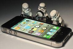 #iPhone #starwars #lego