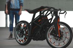 The KTM ION delivers futuristic styling with the best of motorcycle and cycling design, packing a 260V battery and flexible spoke wheels.   Find out more about JAMSO the pinner! #goalsetting for people and business results. http://www.jamsovaluesmarter.com