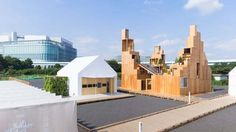 Video: Inside Sou Fujimoto's Pavilion at HOUSE VISION Tokyo 2016