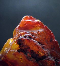 Baltic Amber - this is such a beautiful piece.