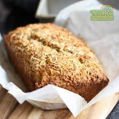 Vegie Smugglers banana and coconut cake