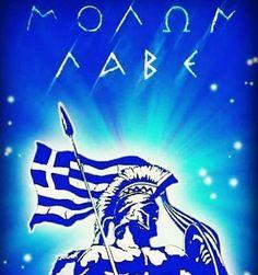 South Cyprus, Greek Flag, Greek Warrior, Greek History, Free Christmas Printables, Holiday Photos, Greek Islands, Armed Forces, Hero