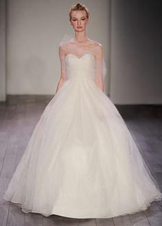 Bridal Gowns, Wedding Dresses by Jim Hjelm - Style jh8607