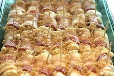bacon roll ups