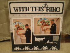 With This Ring I Thee Wed - Scrapjazz.com